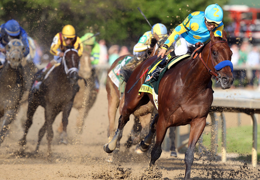 Matt Bernier's Racing Picks